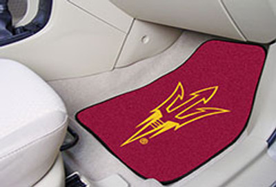 Arizona State University Carpet Car Mats