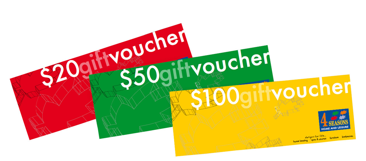 4 Seasons gift voucher