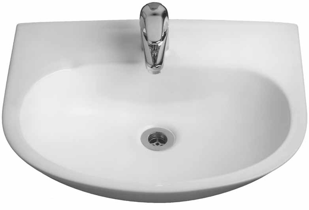 Caroma Integra wall basin