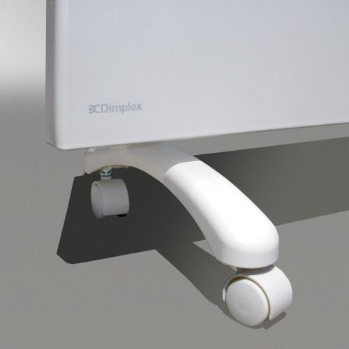 Dimplex Castor Set for Unique Panel Heater