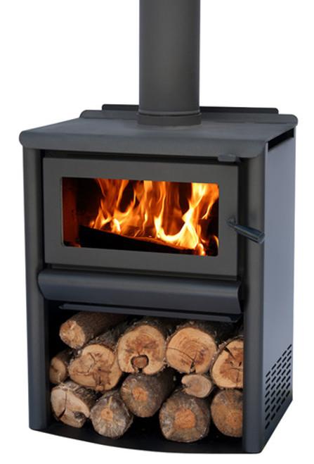 Masport R1500 Wood Stacker Freestanding Wood Burner