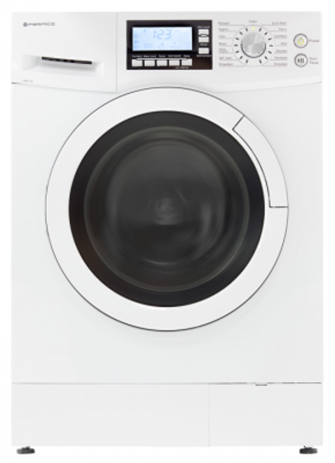 Parmco Front Loading white Washing Machine 7 kg