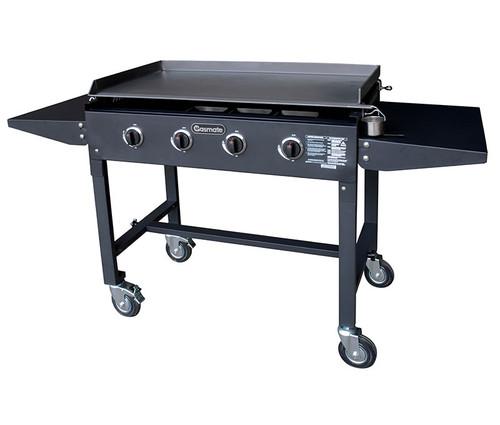 Gasmate Commercial 4 Burner Flat BBQ