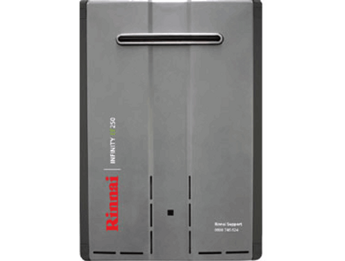 Rinnai Infinity EF250 External Gas Water Heater (LPG)