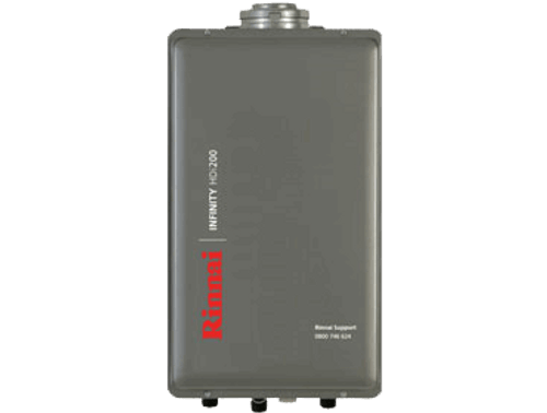Rinnai Infinity HD200 Internal Gas Water Heater (LP)