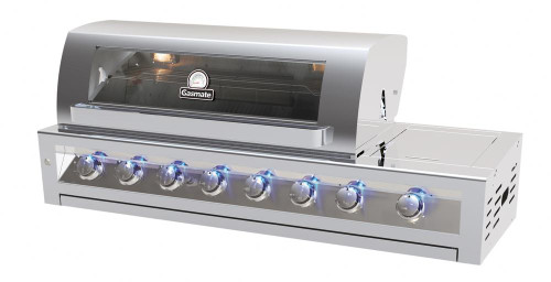 Gasmate Galaxy Built-In BBQ