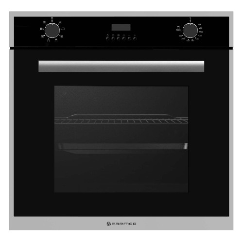 Parmco 600mm 70L Built in Oven - 8 Functions