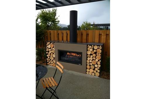 Trendz Burton Mini Outdoor Fire