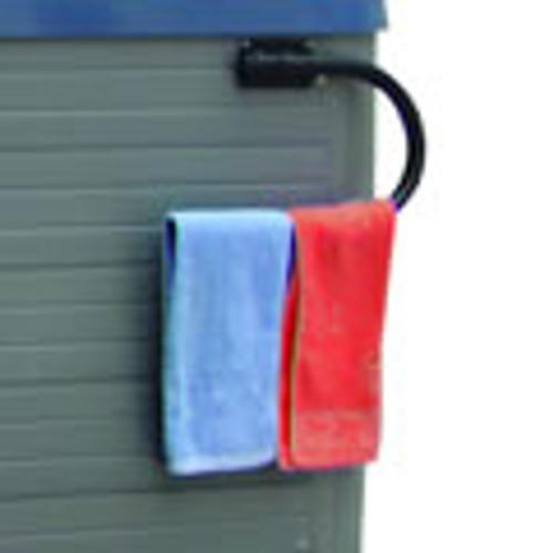 Spa towel ring