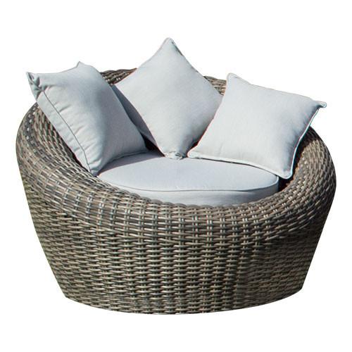 Iowa Wicker Outdoor Chair
