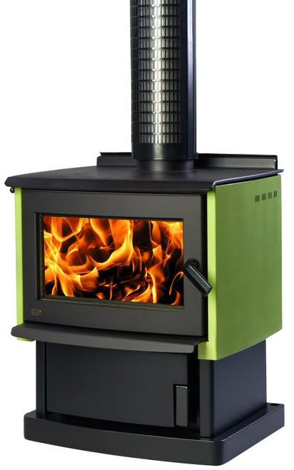 Yunca Monte Multi-Fuel Burner