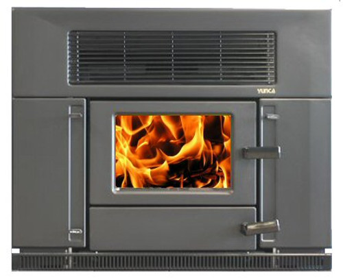 Yunca Inbuilt Multi-Fuel Burner