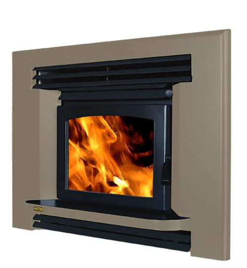 Ethos Ares Inbuilt Wood Burner