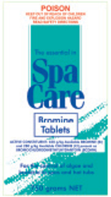 Spa Care Bromine Tablets 750g