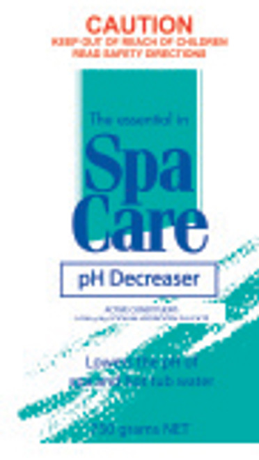 Spa care pH Decreaser 750g