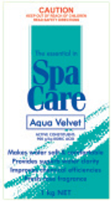 Spa Care Aqua Velvet 1kg
