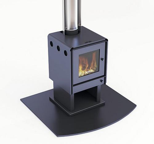 Bosca Limit 380 Freestanding Wood Burner