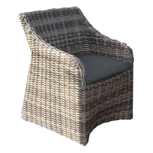 Coburn Wicker Outdoor Chair