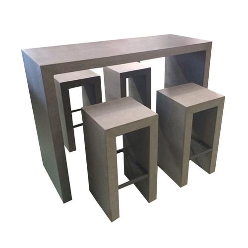 Fibre Cement Bar Setting