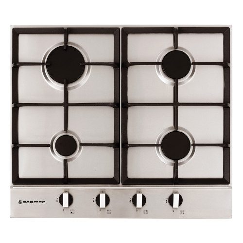 Parmco 600mm 4 Burner Gas Hob
