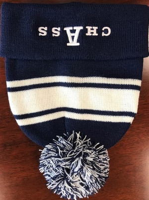 Warm and cozy CHaSS hat