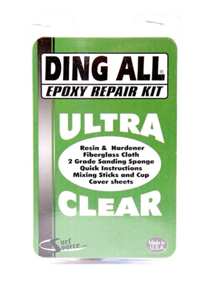 """Chinook Ding All """"Epoxy"""" Repair Kit"""