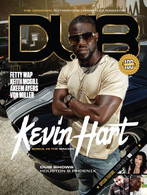 DUB Magazine Issue 100 : Kevin Hart Cover