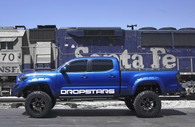 "58"" Dropstars Door Decal"