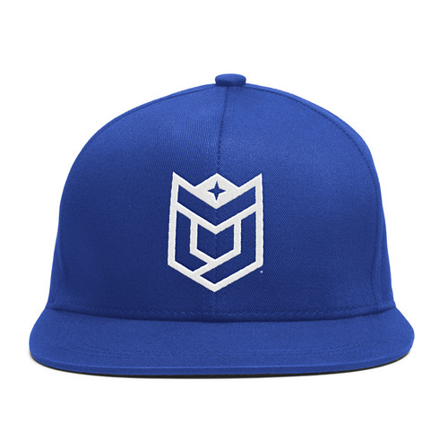 Dropstars Snapback Cap - BLUE