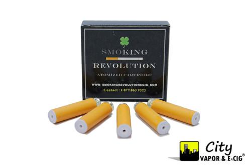 E-Cig Cartomizer Cartridges / Filters