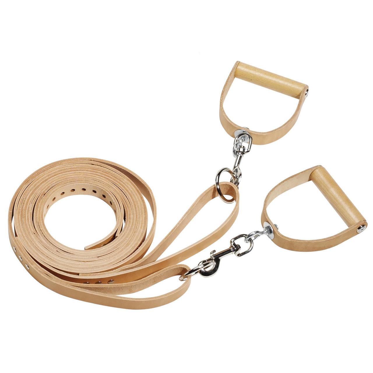 Premium Leather Primary Straps (pair)