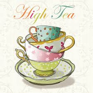 High Tea with Isobelle Carmody