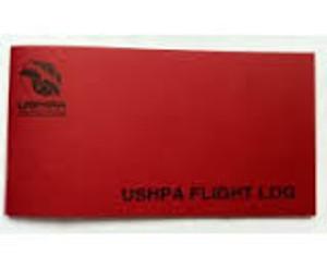 Paragliding USHPA Flight Log Book