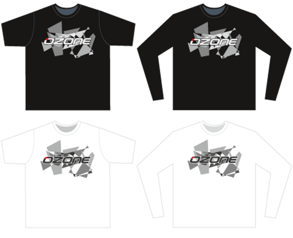 Ozone Wet Tech T-Shirts Short/Long Sleeve