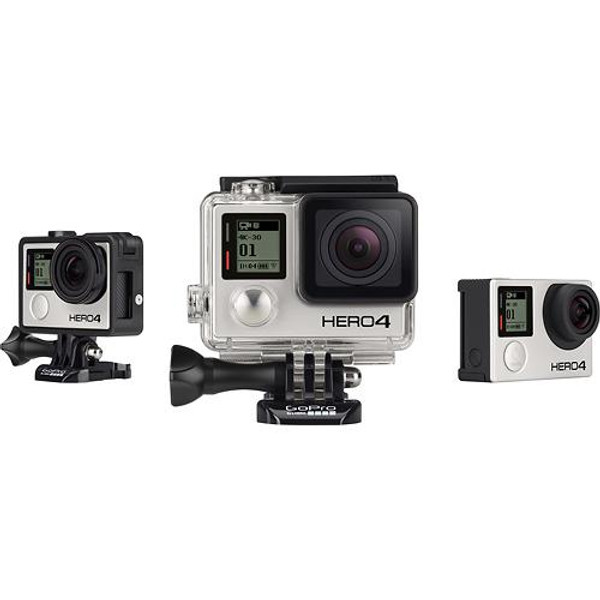 GoPro 4 Silver Edition Action Camera