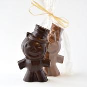 Chocolate Scarecrow