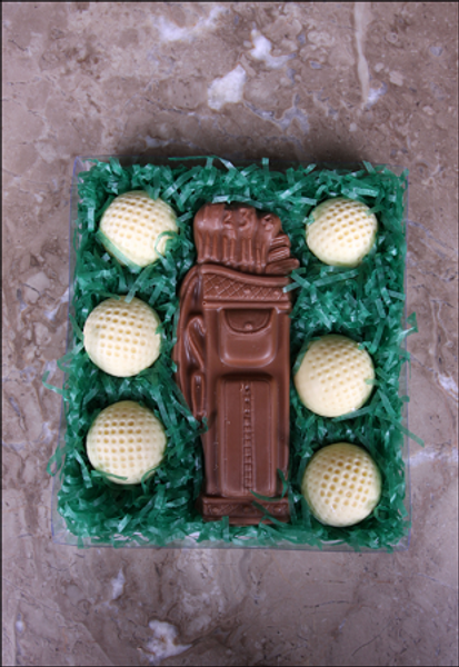 Chocolate Golf Set
