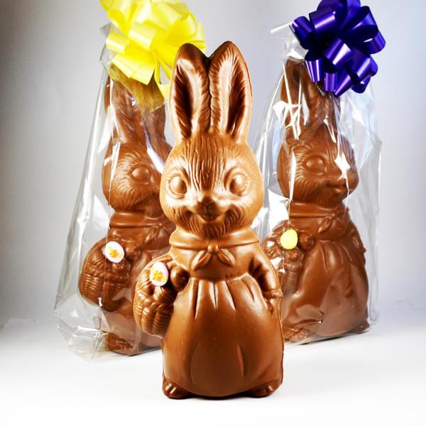 Missy Chocolate Bunny