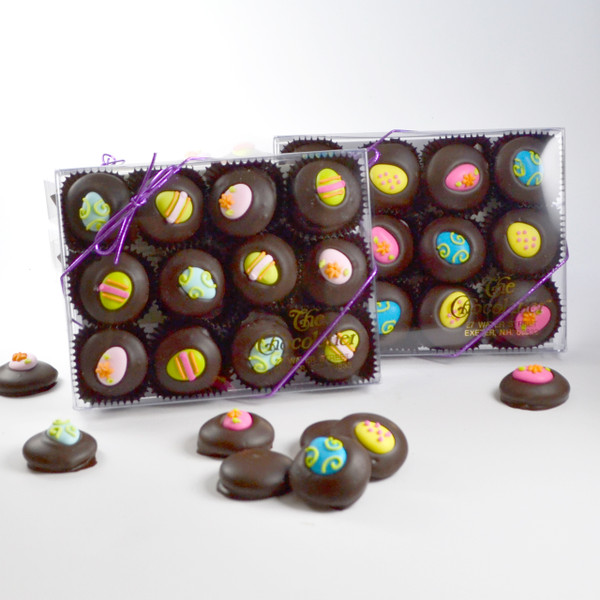 Easter Egg Peppermint Patties