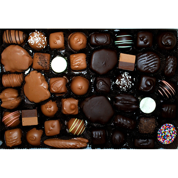 Deluxe Assortment  (3lb)
