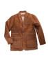 Estate Artemis Waxed Buffalo Sports Jacket - Chestnut - 30% OFF