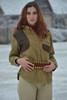 Women's Artemis - Saffron Flannel - 25% OFF