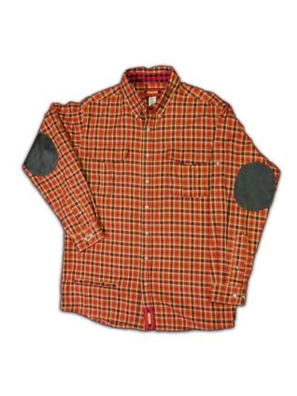 Paddock - Rust Brown Beige Plaid - 25% OFF