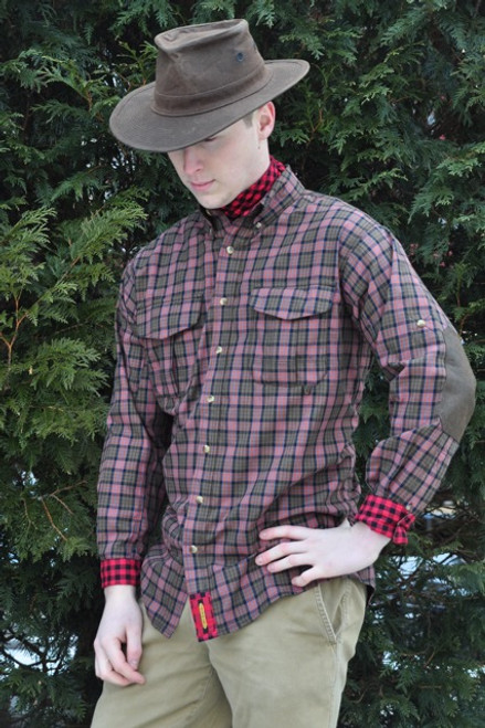 Paddock - Rangeley District Tartan