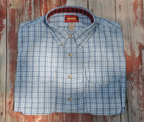 Exventurer - Smoke Blue & White Check - 25% OFF