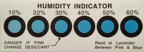 HIC 10, 20, 30, 40, 50 & 60% 250 per tin