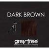 GREYFREE DARK BROWN MASCARA
