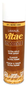 LAMAUR VITA-E REGULAR SPRAY 400ML.