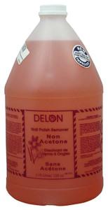 DELON REMOVER NON ACETONE GAL