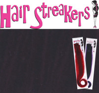 """HAIR STREAKERS BLACK 18"""""""